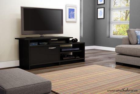 Meuble tv south shore smart basics walmart canada for Meuble tv canada