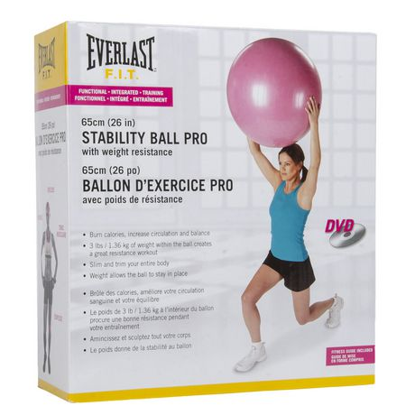 Everlast 65 cm Stability Ball Pro - image 1 of 3