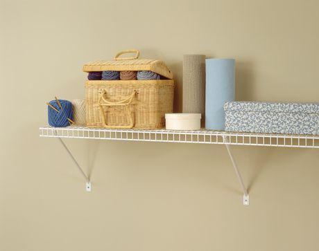 kit d 39 tag re superslide de 121 9 cm de large x 30 5 cm de. Black Bedroom Furniture Sets. Home Design Ideas