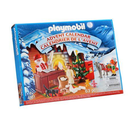 Calendrier L Avent Playmobil.Playmobil Calendrier De L Avent 4161 Jeu Complet