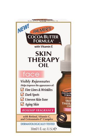 Oil Change At Walmart >> Palmer's® Cocoa Butter Formula® Skin Therapy Face Oil, 30 ...