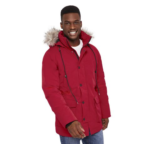 8633ed7dd Canadiana Men's Plus Size Parka Jacket | Walmart Canada