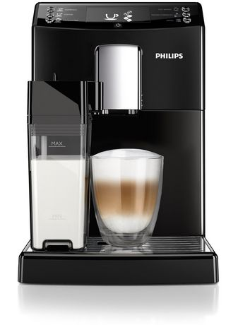 Philips Super-Automatic Espresso & Cappuccino Machine with Carafe, Series 3100, EP3360/14 - image 3 of 5