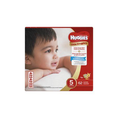 Huggies Little Snugglers Diapers Giga Pack Walmart Canada