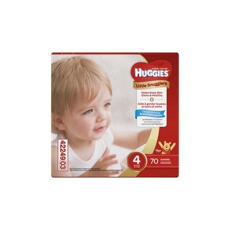Huggies Little Snugglers Diapers Giga Pack