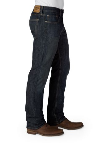 Signature by Levi Strauss & Co.™ Men's S51 Straight Fit - image 2 of 3