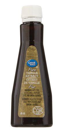 Great Value Extrait De Vanille Pur - image 1 de 1