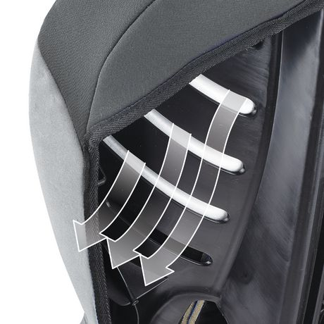 Evenflo® Stratos 65 Convertible Cars Seat Boulder - image 3 of 5