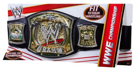 wwe world heavyweight championship belt walmart canada