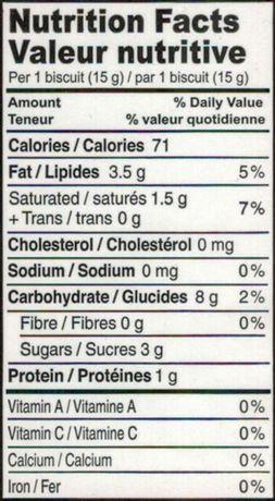New Krunch Vegetarian Gur (Jaggery) Biscuits