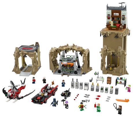 LEGO® Super Heroes - Batman™ Classic TV Series – Batcave (76052) - image 2 of 2