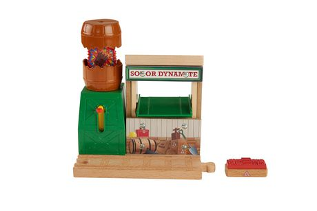 Fisher-Price Thomas & Friends Wooden Railway Sodor Dynamite Blast