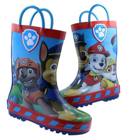 PAW Patrol Toddler Boys' Rain Boots
