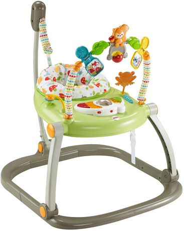 2bfa732f6 Fisher-Price Woodland Friends Space Saver Jumperoo