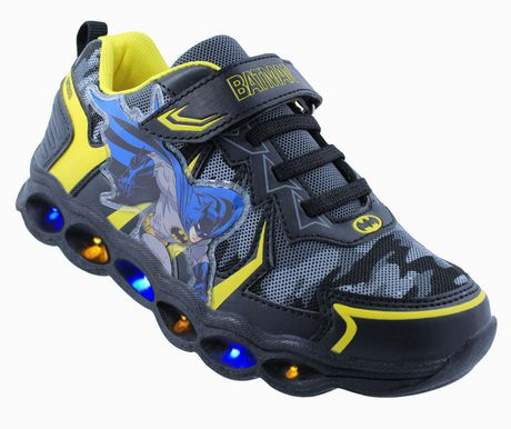 Lighted Batman Athletic Shoes - image 1 of 3