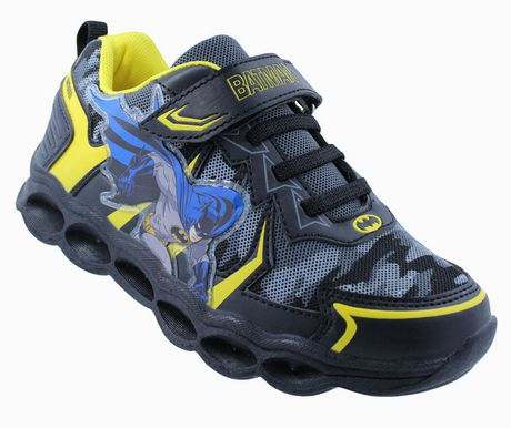 Lighted Batman Athletic Shoes - image 2 of 3