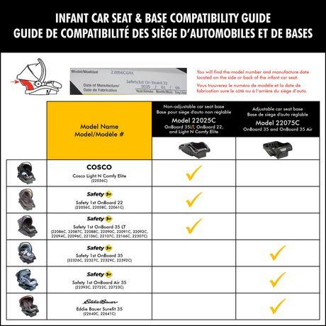 Safety 1st Extra Car Seat Base