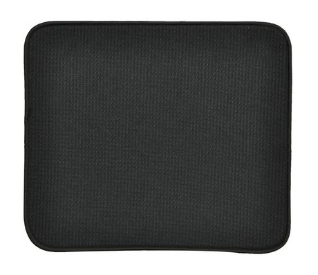 Schroeder Amp Tremayne Dish Drying Mat Small Black