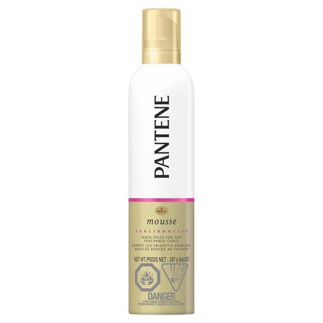 Pantene Curl Perfection Defining Mousse - image 1 of 6