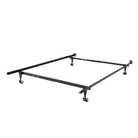 corliving adjustable metal bed frame - Metal Bed Frames