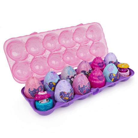 Hatchimals CollEGGtibles, Cosmic Candy Limited Edition Secret Snacks 12-Pack Egg Carton, for Kids Aged 5 and up - image 1 of 7