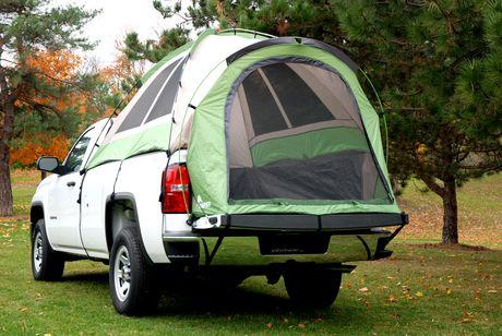 napier outdoors backroadz truck tent  ft bed walmart canada