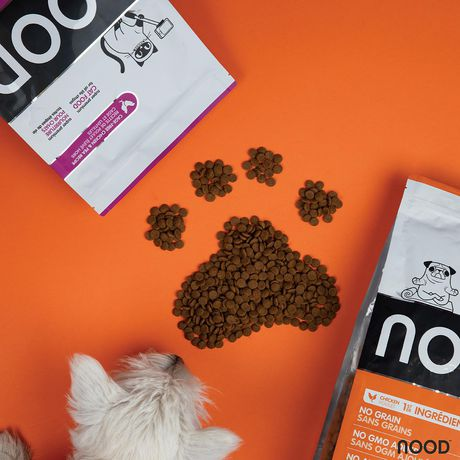 NOOD Small Breed Sustainable Salmon and Lentil Dry Dog Food - image 7 of 9