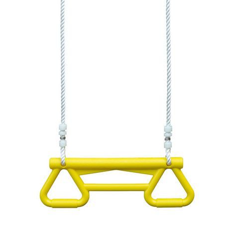 Balan oire acrobatique de big backyard a24512 walmart for Balancoire exterieur walmart