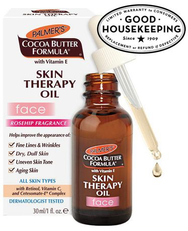 Palmer's® Cocoa Butter Formula® with Vitamin E Skin Therapy Oil for Face. - image 2 of 3