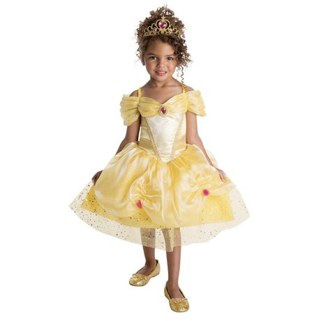 Toddlers' Princess Beauty Costume 3T-4T. Walmart Exclusive. - image 1 of 3