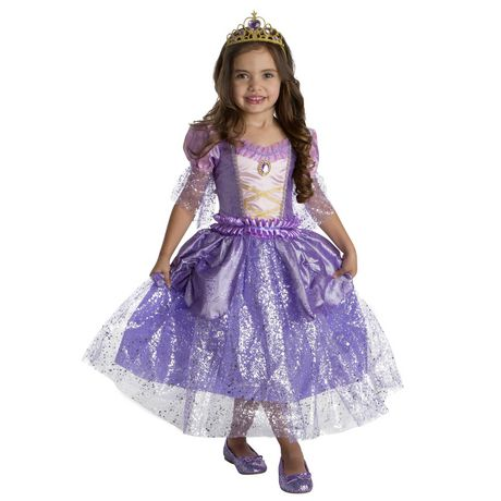 Toddlers' Lavendar Princess Costume 2T.Walmart Exclusive. - image 1 of 3