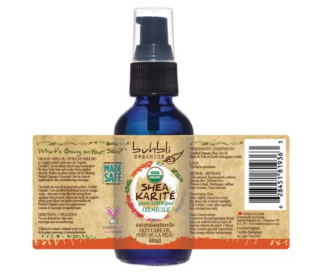 Buhbli Organics Shea Oil - image 2 of 2