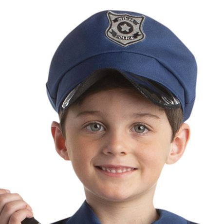 Toddlers' Tiny Policeman costume 3T-4T. Walmart Exclusive. - image 2 of 3