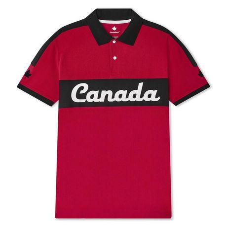 Polo à manches courtes Canadiana Plus pour hommes - image 6 de 6