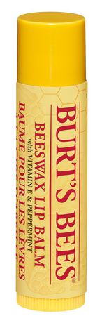 Burt's Bees 100% Natural Moisturizing Lip Balm, with Vitamin E and Peppermint - 1 Tube - image 2 of 3