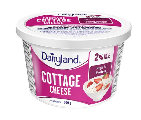 High Quality Dairyland 2% Cottage Cheese