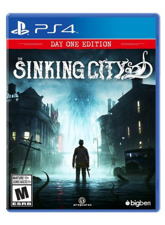 The Sinking City (Playstation 4) - image 1 of 9