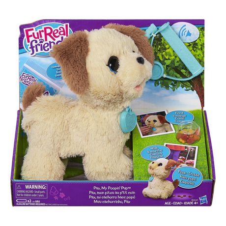 Furreal Friends Pax, My Poopin' Pup Toy Na