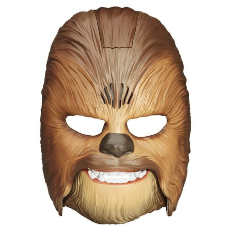 Star Wars The Force Awakens Chewbacca Electronic Mask - image 1 of 4