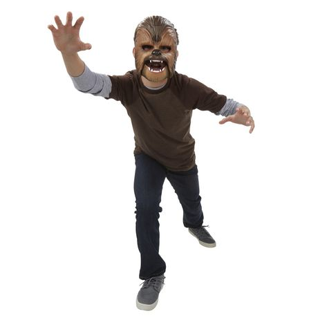 Star Wars The Force Awakens Chewbacca Electronic Mask - image 4 of 4