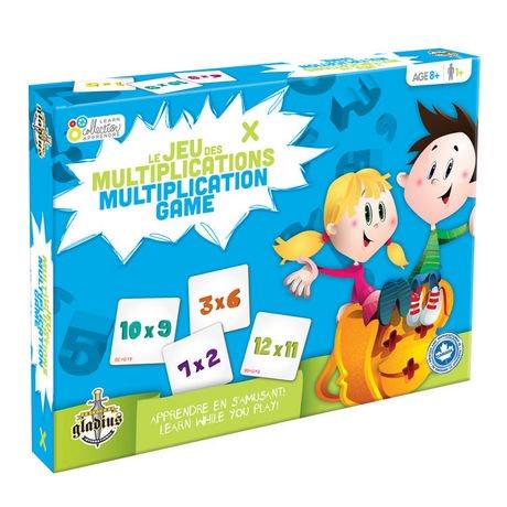 Multiplication Game Walmart Canada
