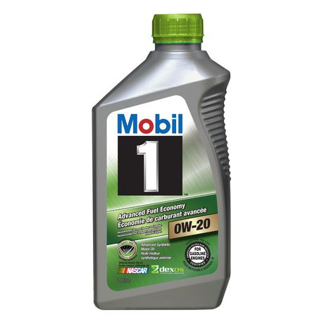Mobil 1 Advanced Fuel Economy Advanced Synthetic Motor Oil 0w 20