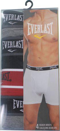 dc328778e Everlast Men s Boxer Briefs - Pack of 4 - image 1 ...