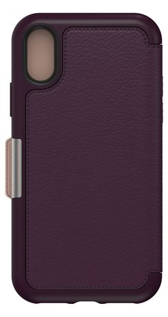 finest selection 9ad04 c0b0f Otterbox Strada Case for iPhone XR