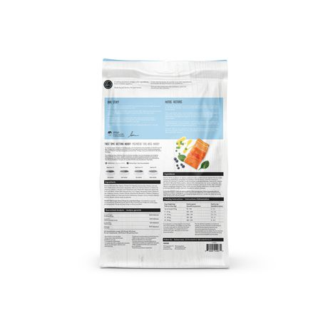 NOOD Large Breed Sustainable Salmon and Lentil Dry Dog Food - image 2 of 9