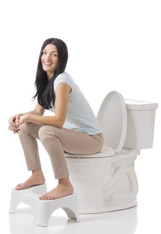 Squatty Potty Ecco 7 Quot Toilet Stool Walmart Canada