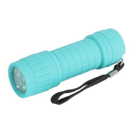 Ozark Trail 9 LED Mini Flashlight with 3AAA Batteries - image 1 of 7