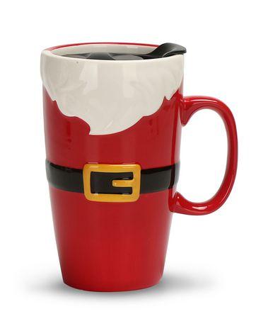 Holiday time Character Travel Mug - image 1 of 3