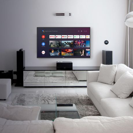 """Philips 43"""" 4K UHD HDR10 Android Smart TV with Google Assistant Built in, 43PFL5704/F7 - image 2 of 9"""