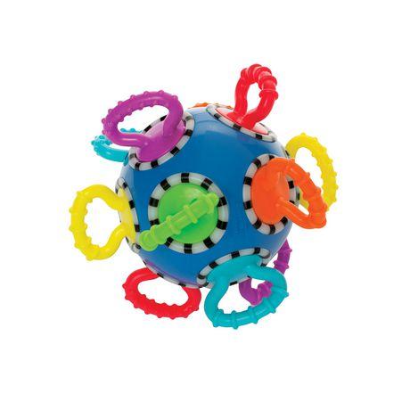 Manhattan Toy Click Clack Ball Developmental Baby Toy - image 1 of 1
